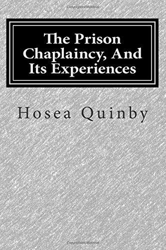 The Prison Chaplaincy,...