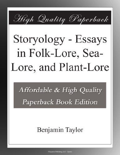 Storyology Essays in F...