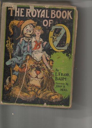 The Royal Book of Oz ...