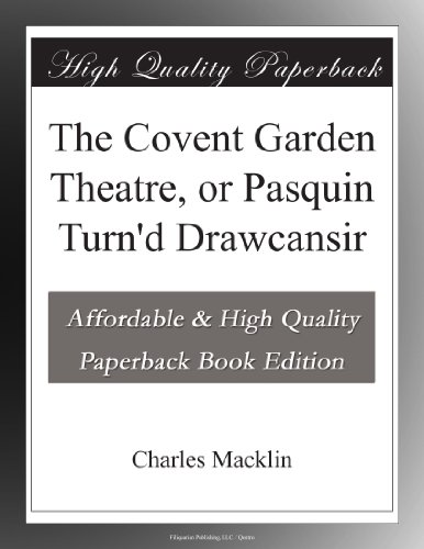 The Covent Garden Thea...
