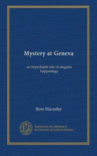 Mystery at Geneva: An ...