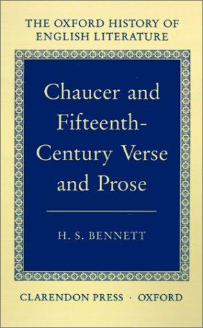 Fifteenth Century Pros...