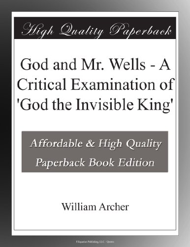 God and Mr. Wells: A C...