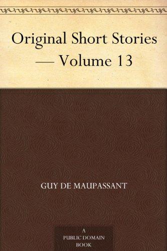 Original Short Stories — Volume 13