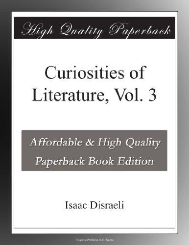 Curiosities of Literat...