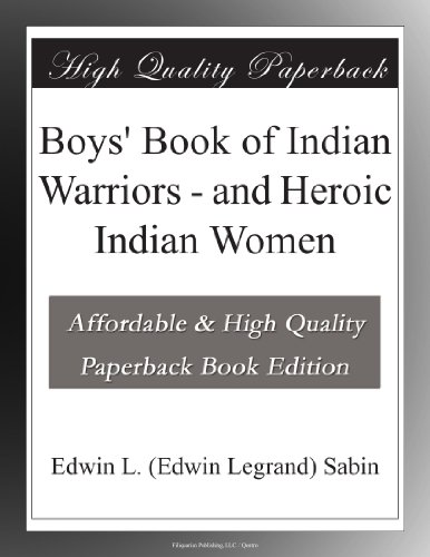 Boys' Book of Indian W...