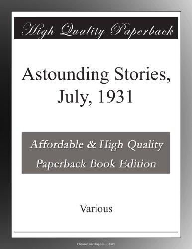 Astounding Stories, Ju...