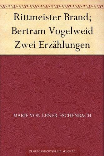 Rittmeister Brand; Ber...
