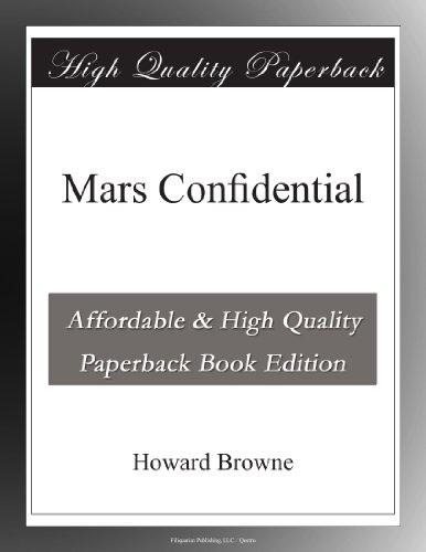 Mars Confidential