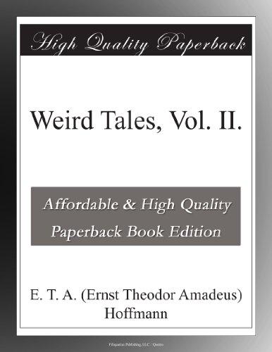 Weird Tales, Vol. II (of 2)