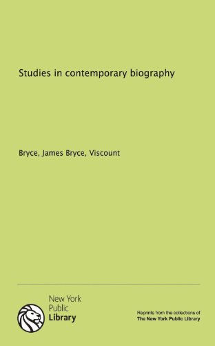 Studies in Contemporar...