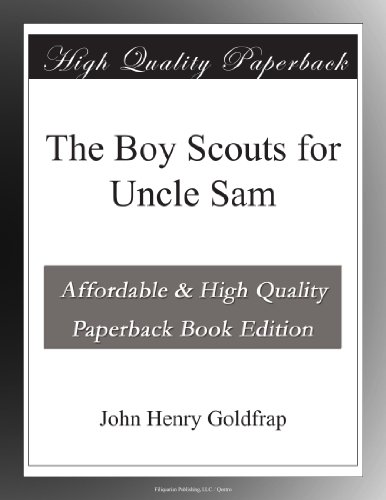 The Boy Scouts for Unc...