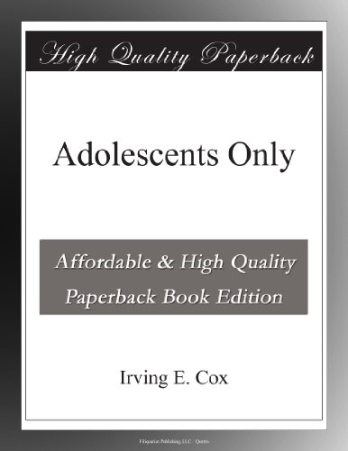 Adolescents Only