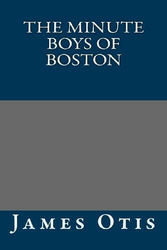 The Minute Boys of Boston