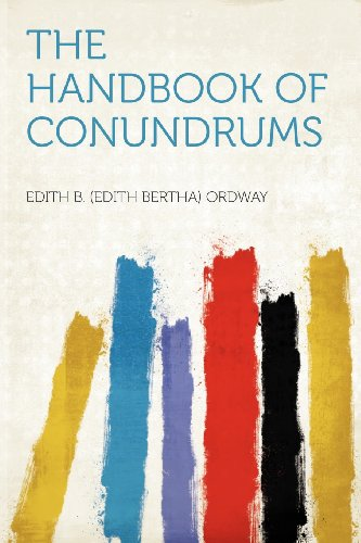 The Handbook of Conund...