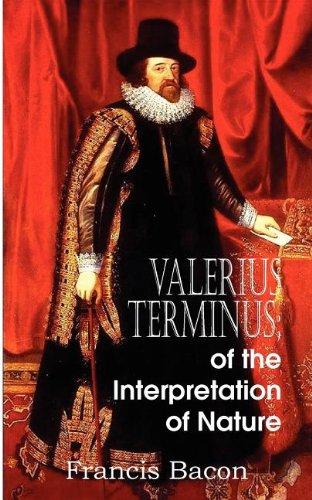 Valerius Terminus: Of ...