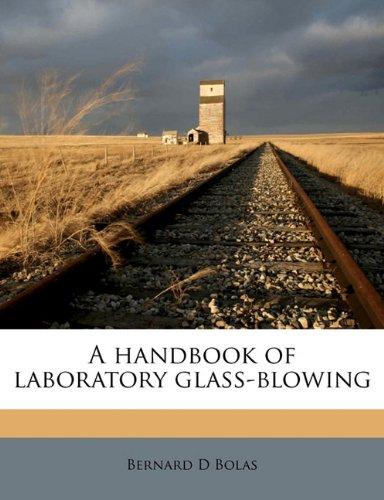 A Handbook of Laborato...