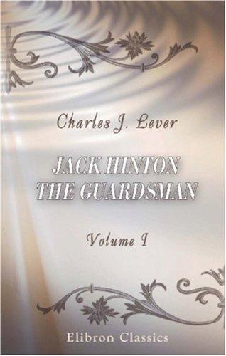 Jack Hinton: The Guardsman