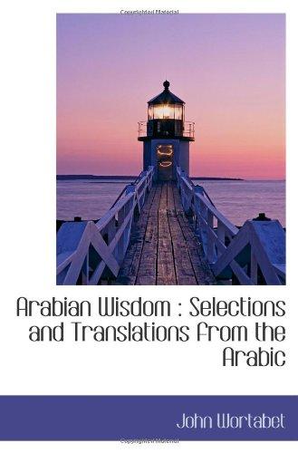 Arabian Wisdom: Select...