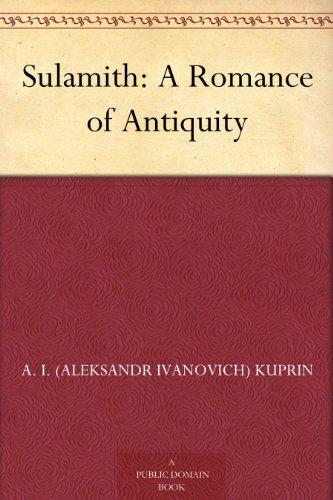 Sulamith: A Romance of...