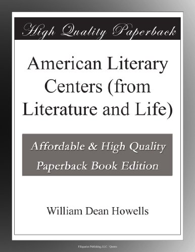 American Literary Cent...