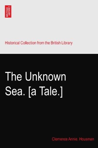 The Unknown Sea