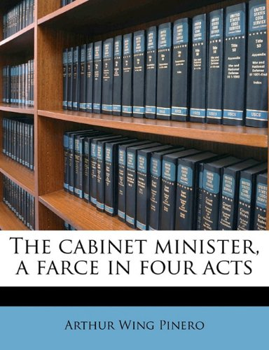 The Cabinet Minister: ...