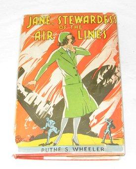 Jane, Stewardess of th...
