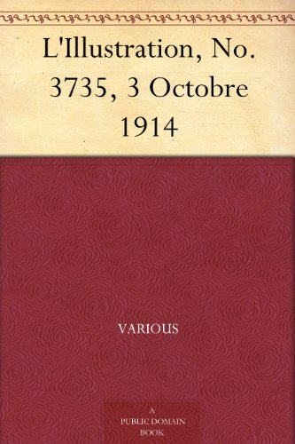 L'Illustration, No. 3735, 3 octobre 1914