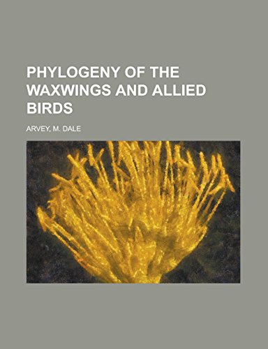 Phylogeny of the Waxwi...