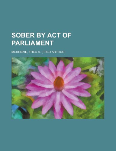 Sober by Act of Parlia...