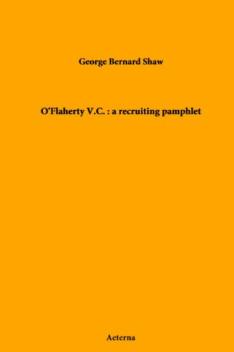 O'Flaherty V.C.: A Recruiting Pamphlet