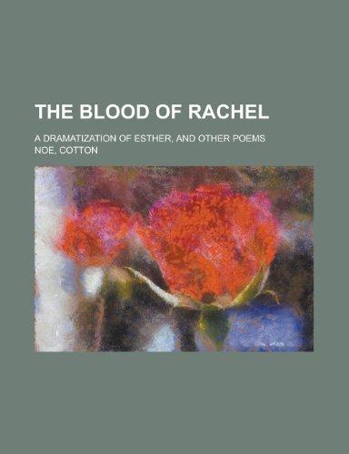 The Blood of Rachel A ...