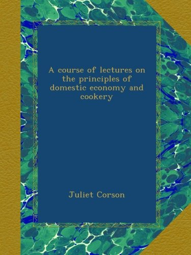 A Course of Lectures o...
