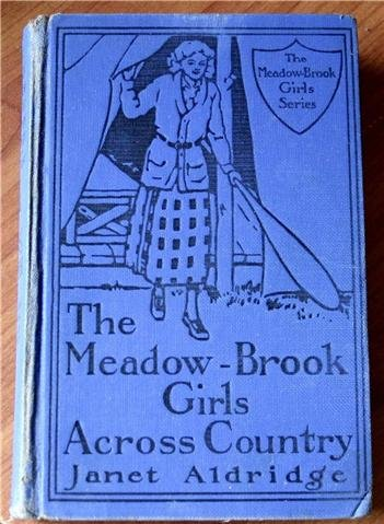 The Meadow-Brook Girls...