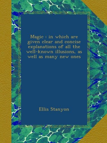 Magic In which are giv...