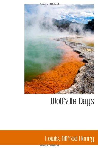 Wolfville Days
