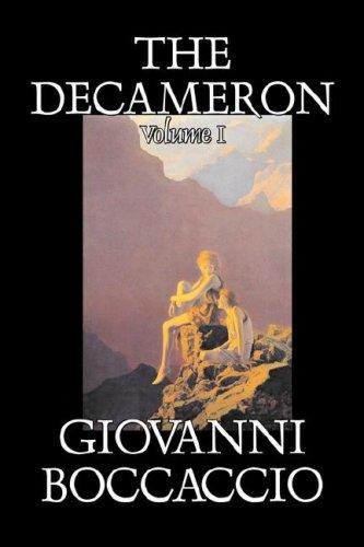 The Decameron, Volume I