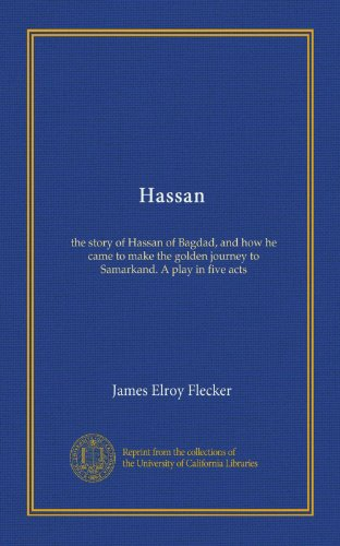 Hassan : the story of ...