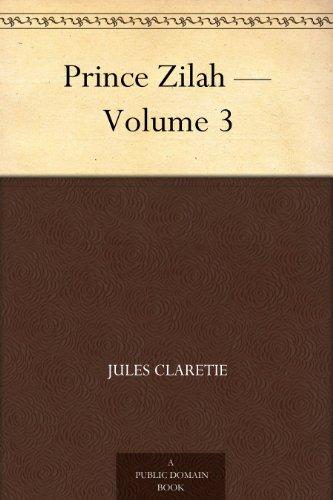 Prince Zilah — Volume 3