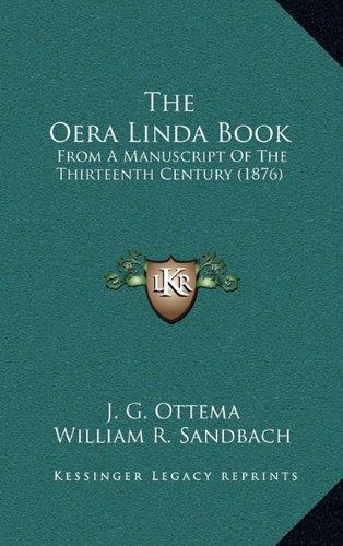 The Oera Linda Book Fr...