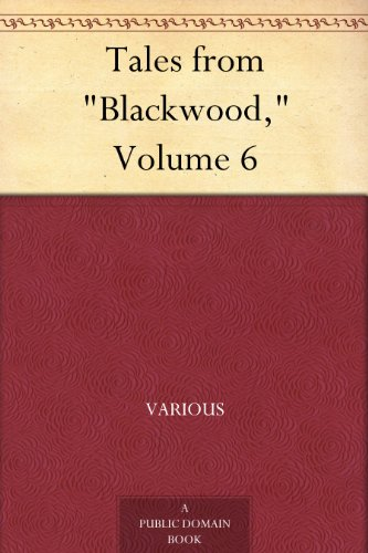 """Tales from """"Blackwood,..."""