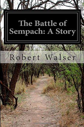 The Battle of Sempach