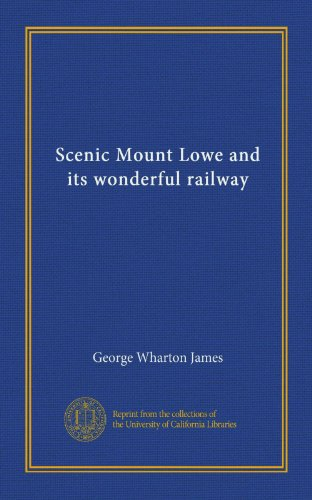 Scenic Mount Lowe and ...