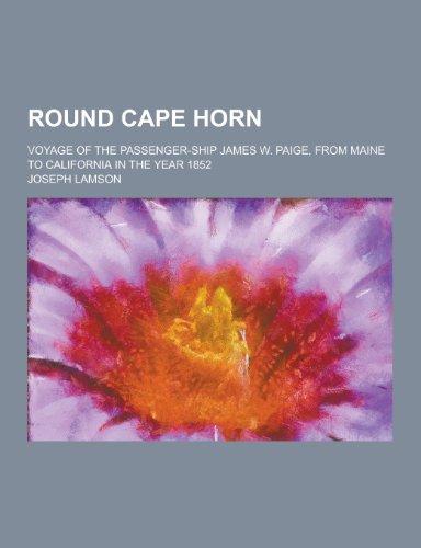 Round Cape Horn Voyage...