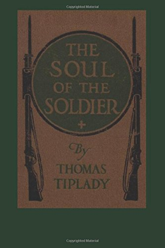 The Soul of the Soldier: Sketches from the Western Battle-Front