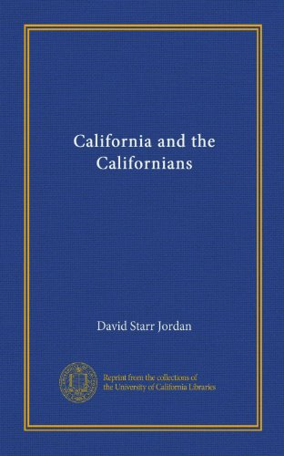 California and the Cal...