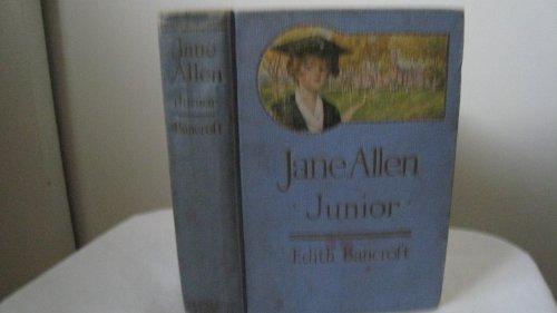 Jane Allen, Junior