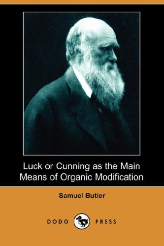 Luck, or Cunning, as the Main Means of Organic Modification