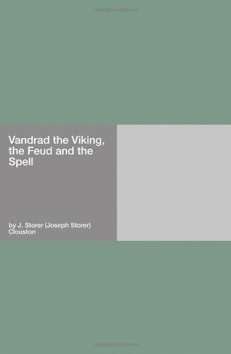 Vandrad the Viking; Or...